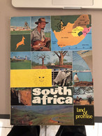 SOUTH AFRICA - LAND OF PROMISE - MARCH 1966 - 1950-Oggi