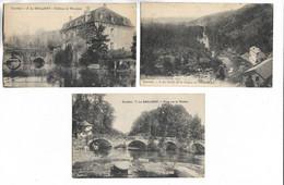 19 - Lot De 3 Cartes Postales Différentes De Le SAILLANT. Voir Scan Et Liste Ci-dessous - Other Municipalities