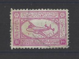 ARABIE SAOUDITE. YT  PA N° 6  Obl   1949 - Saoedi-Arabië