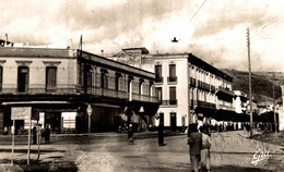 ALGERIE NEMOURS RUE GAMBETTA - Other Cities