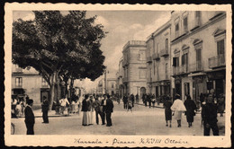 Marsala, Piazza XXVIII Ottobre, Cartolina Viaggiata - Marsala
