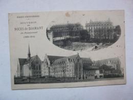 CPA BELGIQUE - PASSY-FROYENNES : Souvenir Des Noces De Diamant Du PENSIONNAT - Other
