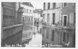 21-8734 : SAINT-AIGNAN. CRUE DU CHER  MAI 1940 RUE J-J ROUSSEAU - Saint Aignan