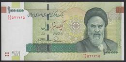 Iran  100000 Rials 2010-19 P151b UNC - Iran