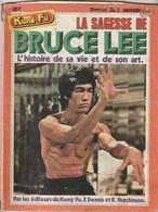 Rare Revue Super Kung-fu La Sagesse De Bruce-Lee N°2 1978 - Sport