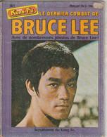 Rare Revue Super Kung-fu La Sagesse De Bruce-Lee N°5 1979 - Sport