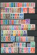 Indonesien 1949 -1969 Nahezu Komplette Zusammenstellung - Indonesia
