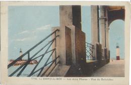 LE GRAU-du-ROI - Les Deux Phares - Vue Du Belvédère - Le Grau-du-Roi