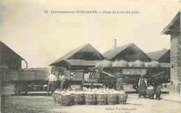 LOOS LEZ LILLE-établissements Kuhlmann - Loos Les Lille