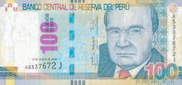 K29 - PÉROU - Billet De 100 NUEVOS SOLES - Année 2009 - Peru