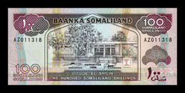 Somalilandia Somaliland 100 Shillings 1996 Pick 5b SC UNC - Other - Africa