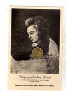 Wolfgang Amadeus Mozart, Composer   Musica E Musicisti Wolfgang Amadeus Mozart SALISBURG - Music And Musicians