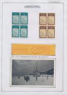 Australien - Antarktische Gebiete: 1929/2014, Lot Of Special Covers, Special Cancellation Connected - Cartas