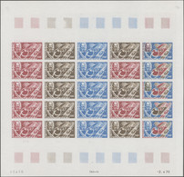Niger: 1970/1972. Complete Sets 'Pioneers Of Spatial Research' (5 Values) And 'History Of Aircraft C - Unused Stamps