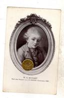 Wolfgang Amadeus Mozart, Composer   Musica E Musicisti Wolfgang Amadeus Mozart AMSTERDAM 1766 - Music And Musicians