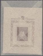 """Liechtenstein: 1912/1942, Eine Sehr Außergewöhnliche Sammlung Im Außergewöhnlichen """"Outfit"""". Alle Au - Verzamelingen"""