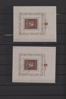 Liechtenstein: 1912/2012 (ca.), Gehaltvolle Sammlung In Zehn Alben, Dabei Auch Die Besseren Ausgaben - Verzamelingen