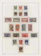 Liechtenstein: 1912-2012: Feine, Saubere Und Offensichtlich Komplette Kollektion Im Vordruckalbum Un - Verzamelingen