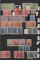 Liechtenstein: 1917 - 1998, Sammlung 1917-1976 Im Einsteckbuch, Dazu Umfangreicher Lager-Posten 1966 - Verzamelingen