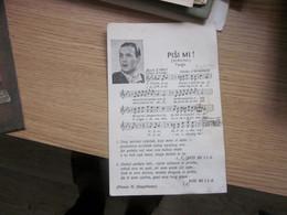 Pisi Mi Scrivmi Tango G Graimondo Old Postcards - Music And Musicians