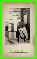 COUR DE PIANO - BOARDMAN AGRAY PIANO - ANIMATED WITH PEOPLE - CARTE PHOTO- - Music And Musicians