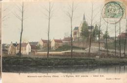 60 - MAREUIL-SUR-OURCQ - L'ÉGLISE - Other Municipalities