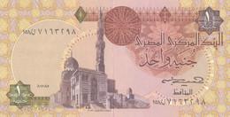 K29 - EGYPTE - Billet De ONE POUND - Egypt