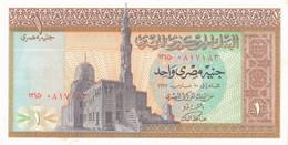 K29 - EGYPTE - Billet De ONE EGYPTIAN POUND - Egypt
