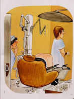 DESSIN HUMOUR SEXY LASSALVY Avril 1977  159LP1057945 - Unclassified
