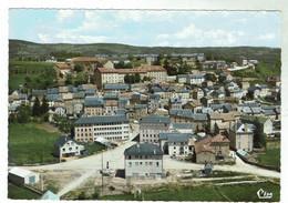 ST ALBAN Sur LIMAGNOLE - Vue Générale Aérienne - Circulée 1972- Bon état - - Saint Alban Sur Limagnole
