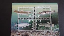 1997 SLOVENIE MNH - Dogs