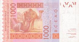 K29 - ÉTATS D'AFRIQUE DE L'OUEST - Billet De 1000 FRANCS CFA - West African States