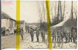08 ARDENNES SEMIDE Canton VOUZIERS CARTE PHOTO ALLEMANDE MILITARIA 1914 1918 WW1 WK1 - Altri Comuni