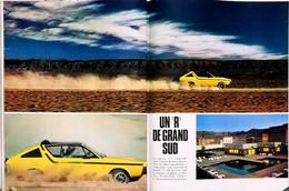 Article Papier 6 Pages RENAULT 17 Avril 1977  159LP1057946 - Unclassified