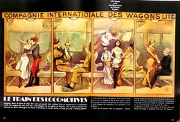 Article Papier 7 Pages WAGONS-LITS SEXY Décembre 1976  155LPP1057907 - Unclassified