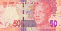 K30 - AFRIQUE DU SUD - Billet De 50 RAND - Suráfrica
