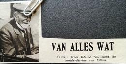LILLOIS..1935.. HEER DÉSIRÉ TIBERMONT DE HONDERDJARIGE - Unclassified