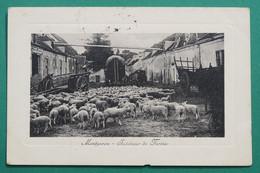 Montgeron  -  La Ferme - Superbe Et Rare - Montgeron