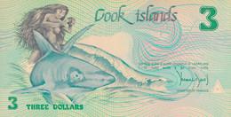K30 - COOK ISLAND - Billet De 3 DOLLARS - Cook Islands
