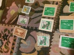 GIAPPONE PAESAGGI 1 VALORE - Autres - Asie
