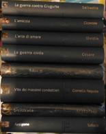 Classici Greci-Latini ; Lotto Di 7 Opere - Barbera Editore - Classici