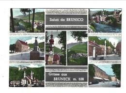 Saluti Da Brunico - Bruneck Colorata Ed. Lazzarotto. Viaggiata Per Susa - Bolzano (Bozen)