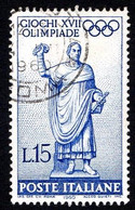 ITALIA - 1960 - Giochi Della XVII Olimpiade - (RD30001) - 1946-60: Gebraucht