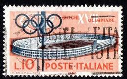 ITALIA - 1960 - Giochi Della XVII Olimpiade - (RD30016) - 1946-60: Gebraucht