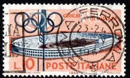ITALIA - 1960 - Giochi Della XVII Olimpiade - (RD30007) - 1946-60: Gebraucht