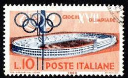 ITALIA - 1960 - Giochi Della XVII Olimpiade - (RD30011) - 1946-60: Gebraucht