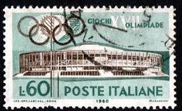 ITALIA - 1960 - Giochi Della XVII Olimpiade - (RD30020) - 1946-60: Gebraucht