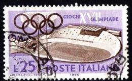 ITALIA - 1960 - Giochi Della XVII Olimpiade - (RD30018) - 1946-60: Gebraucht