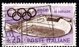 ITALIA - 1960 - Giochi Della XVII Olimpiade - (RD30006) - 1946-60: Gebraucht