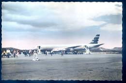 Cpsm De Nouvelle Calédonie Nouméa DC8 à La Tontouta  SPT21-05 - Nouvelle Calédonie